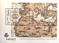 2003 Sello - Centenario Real Sociedad Geográfica