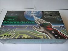 Sealed Brand NEW Pax Power Glove Japan Nintendo Famicom(NES) Boxed-b507-