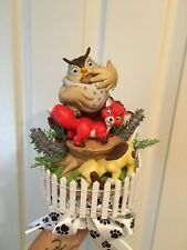DISNEY Inspired- Fox and the Hound Cake-Topper-Party-Decoration  HIDE AND SEEK
