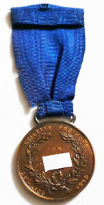 MEDAGLIA NOMINATIVA AL VALORE MILITARE 1a GUERRA MONDIALE 1916 - FREIKOFEL