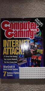 Computer Gaming World October 1996 Vintage