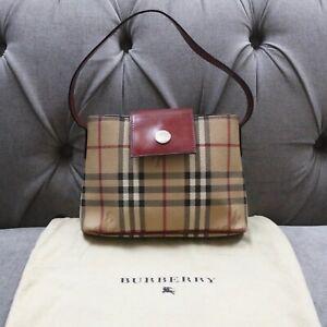 Burberry Nova Check Bag with Original Dust Bag