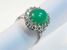 Handgefertigter Echtschmuck mit Diamant-Ringe für Damen