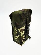 Tasca Porta Accessori Vegetata aggancio per cintura/giubbotto