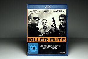 Blu Ray Film   Killer Elite (Robert De Niro, Jason Statham, Clive Owen) SEHR GUT