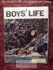 BOYS LIFE Scouts July 1967 ARTHUR C. CLARKE DON SCHOLLANDER +++