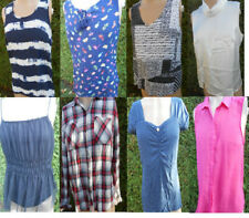 Oberteile Damen Tops Kleiderpaket Bekleidung Konvolut Blusen