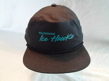 Bellingham Ice Hawks Baseball Cap Hat Snapback