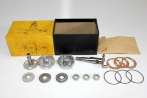 "Rare 1944 ""O.K."" Super 60 Ignition Model Engine Parts"