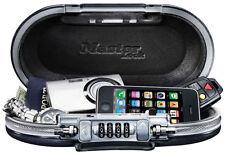 Master Lock 5900D Safe Space Portable Safe Gunmetal Vault Compact  - Grey