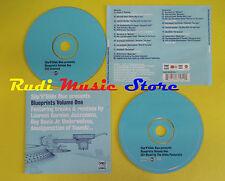 CD BLUEPRINTS VOLUME ONE compilation 2001 DEEM-C BELL CAFE DAVIS JR (C2)no lp mc