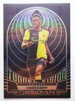 Panini Obsidian soccer 2019-20 carte card RC Watford TV-3 Ismaila Sarr /135