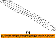 TOYOTA OEM 12-17 Prius V ROOF-Rear Reinforcement 6310447020