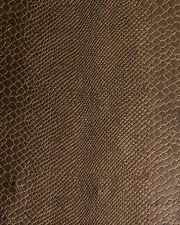"Faux Leather Vinyl Fabric Marine Animal Skin Lizard Upholstery 54"" Width Fabric"