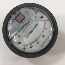 Dwyer Magnahelic 0.50 in of H2O Vacuum Gauge 2000-00