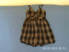 New Look Girls' Checked T-Shirts, Top & Shirts (2-16 Years)