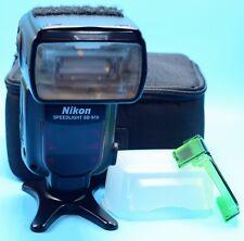 Nikon Speedlight SB-910 Shoe Mount Flash Exc+++++In Case