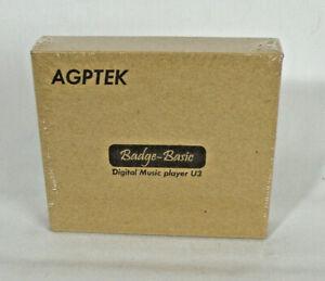 AGPTEK 8GB USB Stick Music Mp3 Player.Suport FM & USB 2.0 High Speed Flashdrive