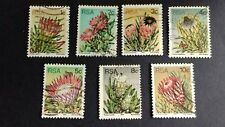 South Africa stamps 1977 plants