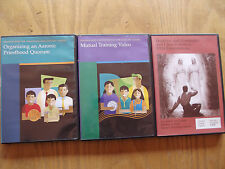 Lot Of 2: Training DVDS for (Mormon) Priesthood and Auxiliary Leaders With Bonus