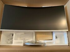 Samsung CF791 34 inch Curved 100hz Ultrawide Gaming Monitor