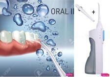 Electric Oral Hygiene Irrigator Dental Flosser Equipment Water Floss Jet Pick UK