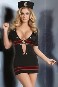 Relene Sailor Costume Livia Lingerie