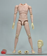 """A 1/6 Scale Action Body w/Head Hands for HT Dam CD Crazy Dummy 12"""" Action Figure"""