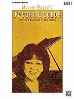 Melody Bober's Favorite Solos, Bk 1: 9 of Her Original Piano Solos