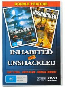 Inhabited / Unshackled - Double Feature (DVD, 2004) Region ALL