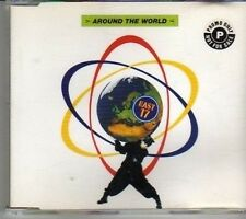 (CL143) East 17, Around The World - 1994 CD