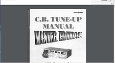 DVD CD Rom full of cb radio info and Linear amplifier plans 1 to 16 Transitor !!