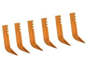 6 - Scarifier Shanks, Fits Most Caterpillar Motor Graders- 9F-5124,195-7218