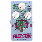 Biyang FZ-10 Fuzz Star Electric Guitar Effect Pedal 3 Modes of Fuzz and Dist New for sale
