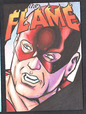 PROJECT SUPERPOWERS (Breygent/2011) SKETCH CARD by TREV MURPHY (#54/110)