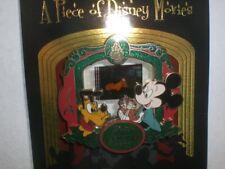 Disney 2012 Piece of Disney Movies Pluto'S Christmas Tree Pluto Le Pin