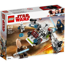 Lego Star Wars Jedi & Clone Troopers Battle Pack 75206 Nuevo