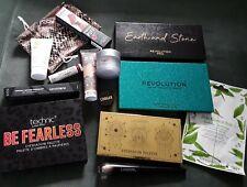 Beautypaket 1: 4 Paletten, Gesichtspflege, dek. Kosmetik, alles neu