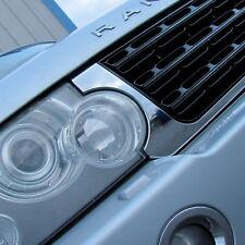 Cromo + Negro L405 estilo conversión de rejilla para L322 2005-09 Supercharged Vogue se