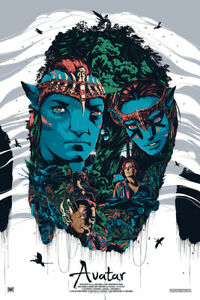 Avatar Movies -Action Poster- Movies Poster-Poster Print