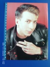 More details for marc almond soft cell - a4 poster advert 1980s original