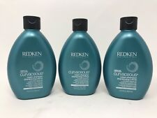 Redken Curvaceous Curl Enhancing Shampoo 10.1 oz **3-PACK**