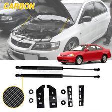 Carbon Bonnet Hood Gas Strut Lift Damper Kit for HONDA 2001 - 2004 Civic