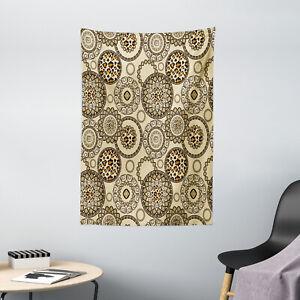 Animal Print Tapestry Tribal Circular Print Wall Hanging Decor