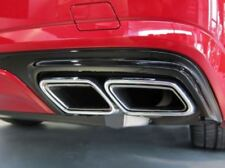 2013 2014 Mercedes-Benz AMG Tail Pipe Covers Set for W222 W212 R231 C197 W204