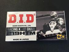 Go Kart - Chain D.I.D Standard HTM 100 Link - NEW