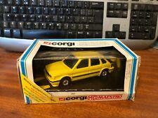 Corgi Toys #1009 Maestro MG1600 - Yellow - Boxed