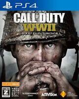Call of Duty World War II PS4 Sony Sony Playstation 4 From Japan
