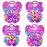 12PCS/Set Cute Glitter Star Butterfly Girls Kids Hair BB Clips Hairpin Barrettes