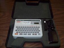 KROY Duratype 210 Electronic Label System